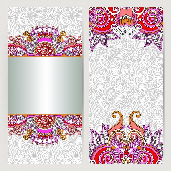 Баннеры цветочные   Floral Banners