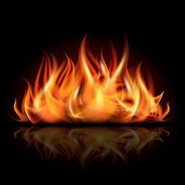 Огонь и пламя | Fire and flame #1