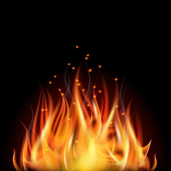 Огонь и пламя | Fire and flame #2