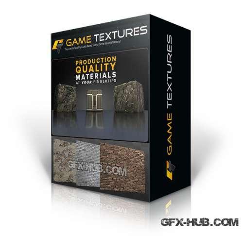 Game Textures Pack. Текстуры для игр #9 (605 файлов)