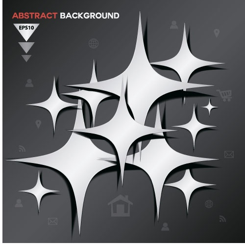 Abstract Geometrical background 18X EPS (36 файлов)
